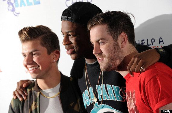 Britain's Got Talent's Loveable Rogues Dropped By Simon Cowell's Record Label,