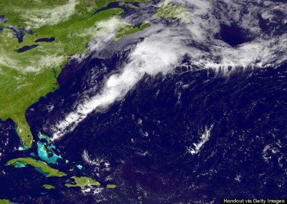 Hurricane Bertha Set To Bring Dramatic End To UK Summer