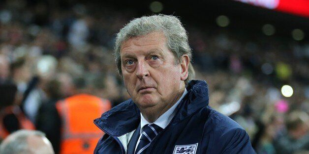 Roy Hodgson's Joke: Now Astronauts