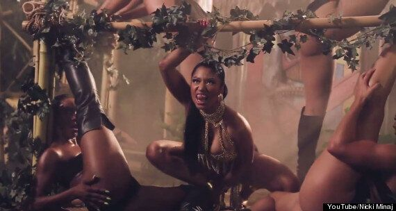 Nicki Minaj's 'Anaconda' Music Video To Feature Kelly Brook's Fiancé David McIntosh (Shirtless, Of Course!)...