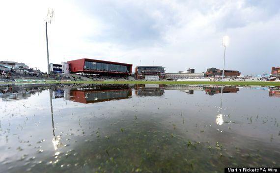 Hurricane Bertha Storms Cause Flash Floods Across Eastern