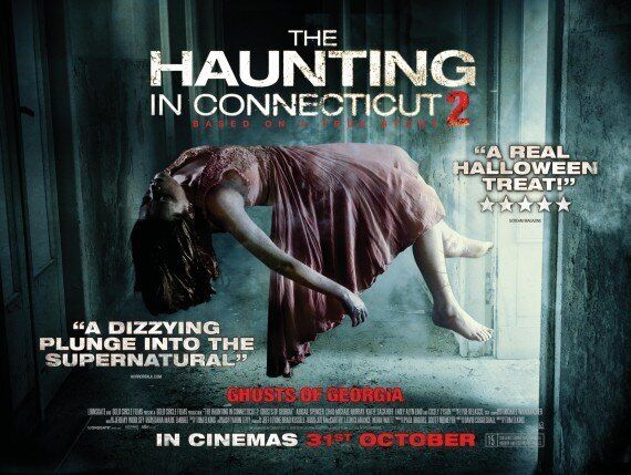 COMPETITION: Win A Zoom HD Camera With 'The Haunting In Connecticut