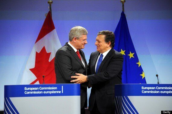 Canada And EU Free Trade Deal To Boost UK
