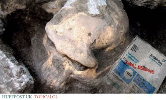 PICTURE: Discovery Of 'Skull 5' Proves That Early Man Died Of