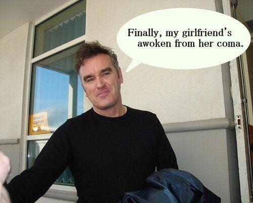 News Punch: Murray, Morrissey,