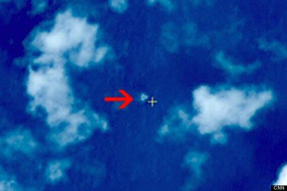 Missing Malaysia Airlines Flight May Have Been Found By Chinese Satellite Images (PICTURE)