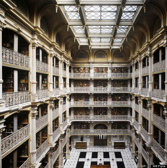 World's Most Beautiful Libraries Revealed In New Book