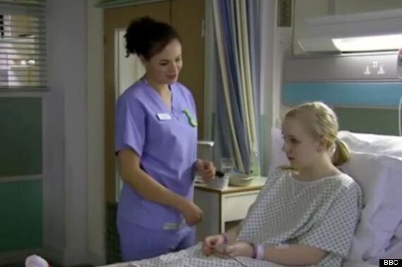BBC Under Fire For 'Holby City' Episode Showing One Direction Fan Threatening To 'Cut Off Head' Of Little...