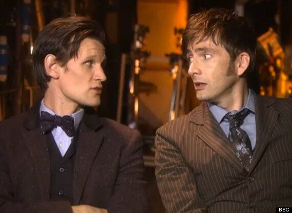 WATCH: New Trailer For 'Doctor Who' Released, Showing Matt Smith As Well As Previous Time
