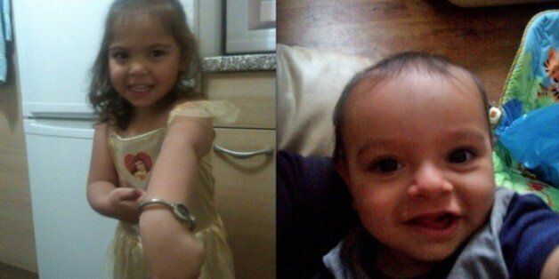Fears For Two Children Missing With
