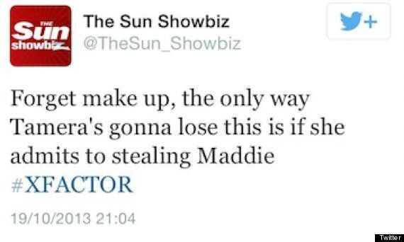 The Sun Sparks Outrage With Maddie McCann X Factor Joke