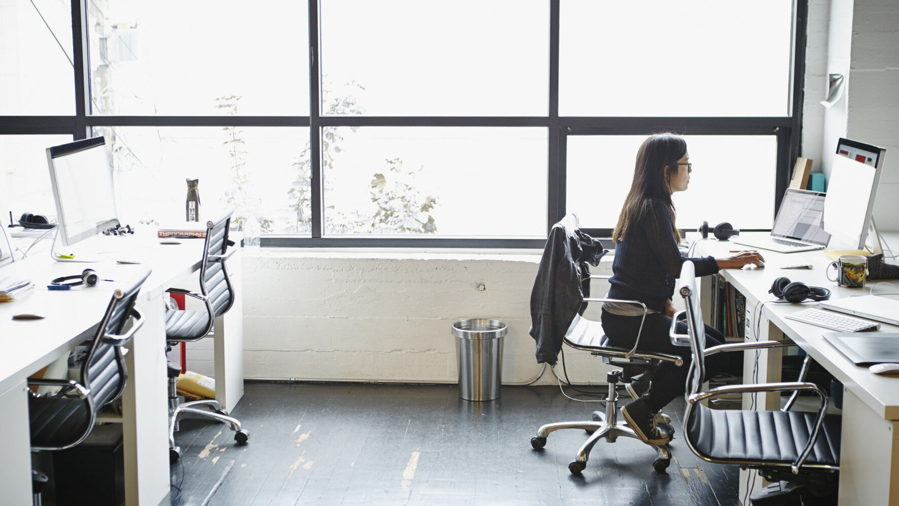 Natural Light In Your Office Improves Productivity, Sleep
