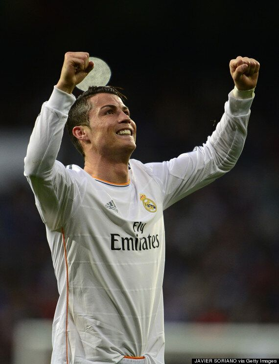 Cristiano Ronaldo Pays €60,000 For 10-Month-Old Boy's Brain