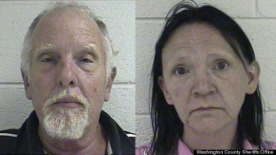 Ronnie And Connie McCall Accused Of Selling Daughters To Child Porn Ring In Johnson City,