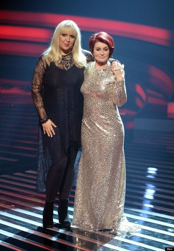 'X Factor' Results: Sharon Osbourne And Louis Walsh Fall Out As Shelley Smith Is Voted