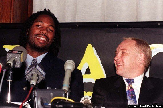 Frank Maloney: Lennox Lewis Thought Former Promoter's Sex Change Was A
