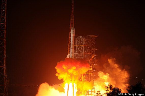 China Is Going Back To The Moon Later This