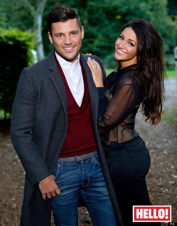 Michelle Keegan Reveals Mark Wright Proposal Surprise: 'I Thought He Was