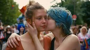 'Blue Is the Warmest Colour' - A