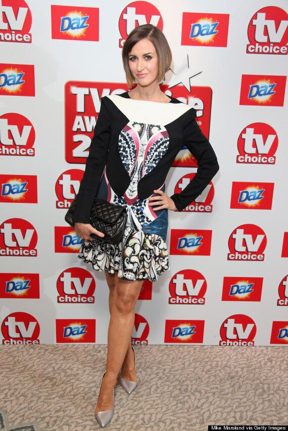 Former 'Coronation Street' Actress Katherine Kelly Gives Birth To Baby