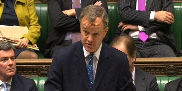 Parliamentary Under-Secretary for the Foreign and Commonwealth Office Mark Simmonds MP makes a statement...