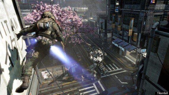 Titanfall Review: Parkour With
