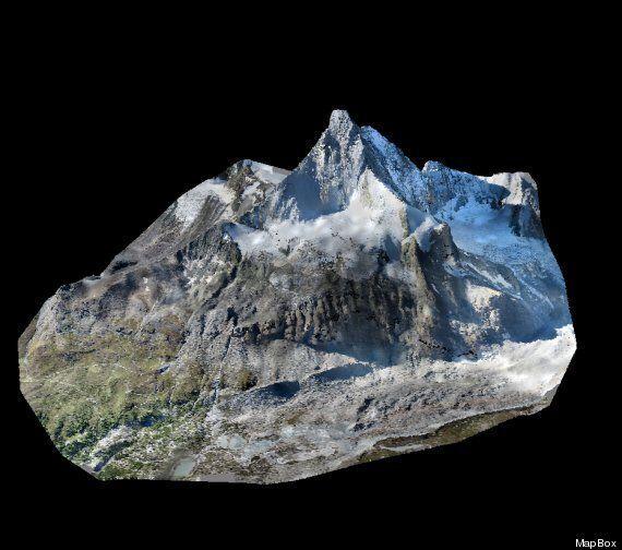 Drones Map Matterhorn In Just 6 Hours