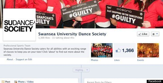 Swansea University Students Banned From 'Sex Industry' Pole Dancing