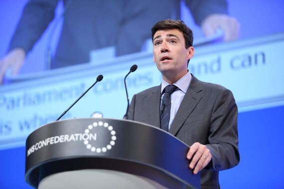 Andy Burnham, Save Our