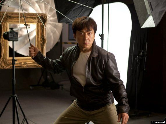 Jackie Chan Reveals He Wants To Be 'The Next Robert De Niro' And