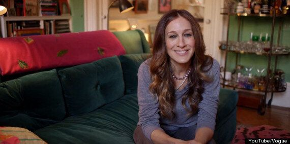 Sarah Jessica Parker Opens Up Her New York Home