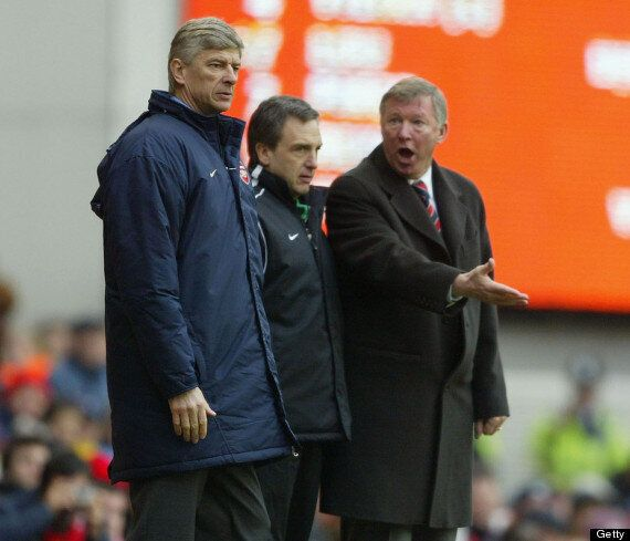 Sir Alex Ferguson Book: Arsène Wenger 'Fears The