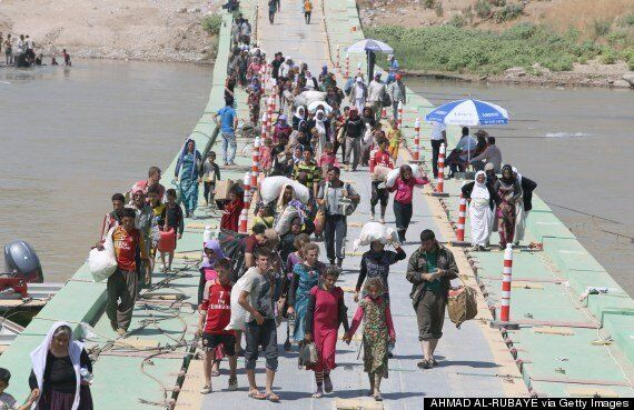British Aid To Iraq To Be Stepped Up To Help Fleeing