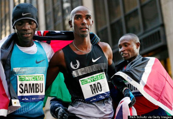 Mo Farah: 'Scary' Collapse Led To Heart