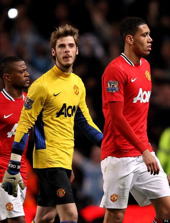 Chris Smalling Says Manchester United Must 'Stick