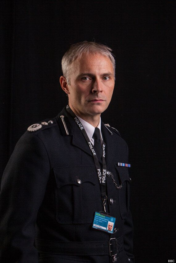 'Line Of Duty's Mark Bonnar Surely The Luckiest Actor On TV, Replacing Robert Lindsay As DCC