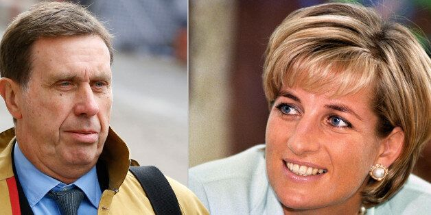 Princess Diana 'Leaked Information On Charles' To The NotW, Clive Goodman