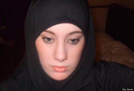 White Widow Samantha Lewthwaite's 'Ode To Osama' Poem Found On