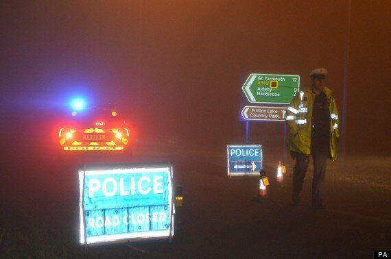 Norfolk Helicopter Crash: Four Dead In Gillingham Near