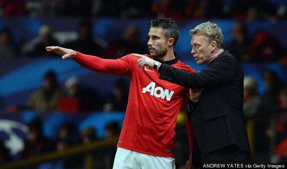 Robin Van Persie 'Happy' At Manchester United And Praises David
