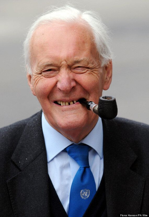 Tony Benn: Uncompromising, Passionate And A Man Who Left More Than A Pinprick On