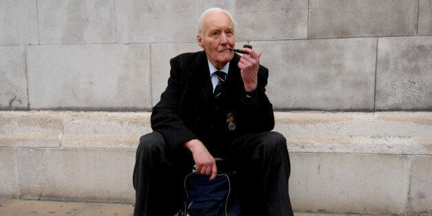 File photo dated 08/10/07 of Tony Benn. The veteran politician died at home today at the age of 88, his...