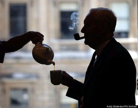 Tony Benn 'Drank Enough Tea To Float The