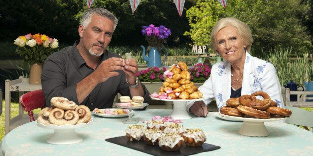'The Great British Bake Off' Wins Best Soap Opera At Soap