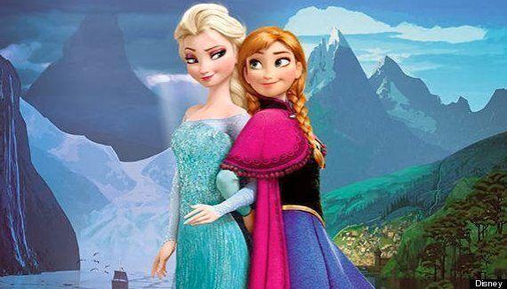 'New Tricks' Star Tamzin Outhwaite Criticises Disney's 'Frozen' For Unrealistic Female Role