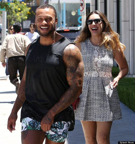 Kelly Brook And Fiancé David McIntosh Postpone 'Big Fat Wigan Wedding' Due To 'Work Commitments'
