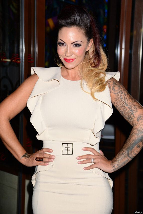 Jodie Marsh Reveals Ambitions To Become An