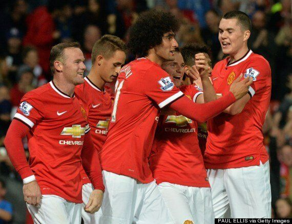 Marouane Fellaini The Latest Manchester United Man Revived By Louis Van