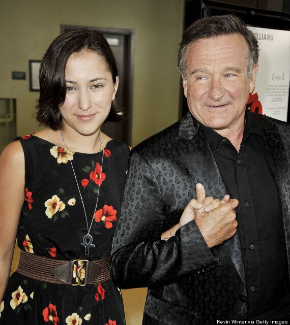 Robin Williams Dead: Actor's Daughter Zelda Williams Quits Twitter After Being Sent Fake Photos Of Star's