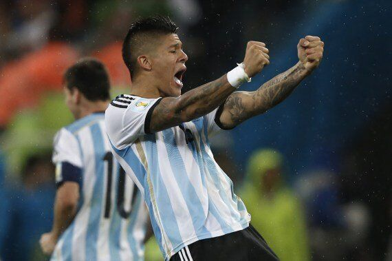 Marcos Rojo To Manchester United - Transfer